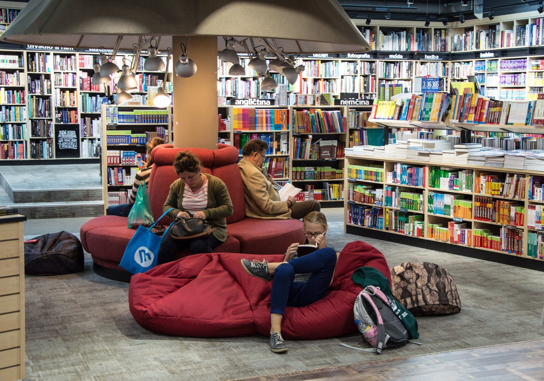 myLIBRO Library Contactless Service Users