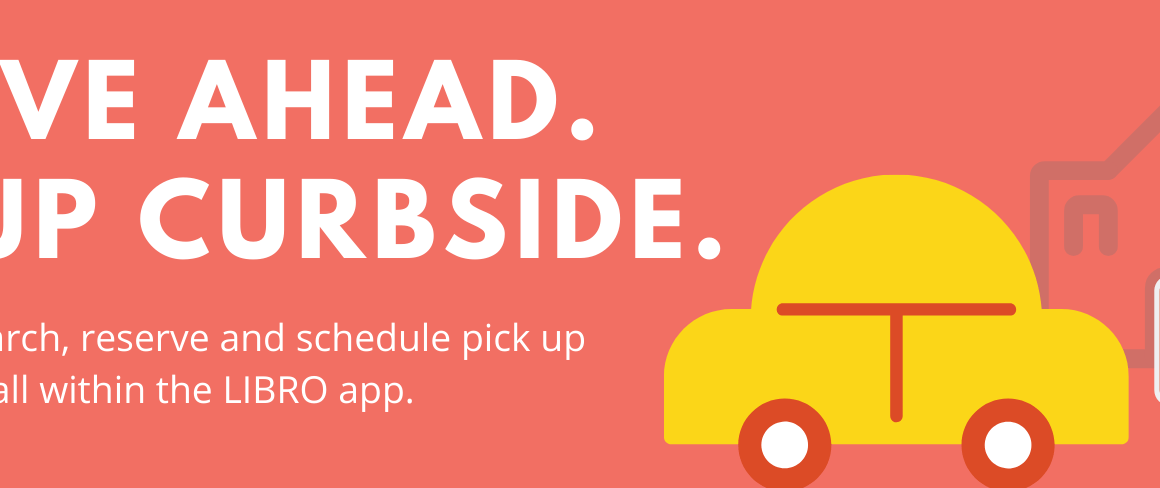 myLIBRO Library Pickup Curbside